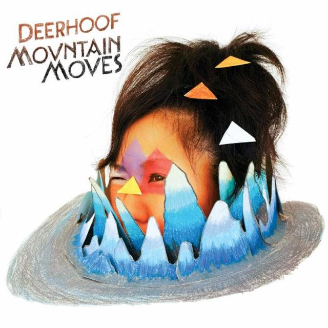 JNR233LP Joyful Noise  Deerhoof Mountain Moves (LP)